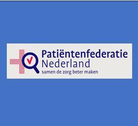 logo Patientenfederatie Nederland