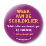 Button Week van de Schildklier 2016