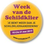 Button Week van de Schildklier 2017