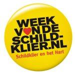 Button Week van de Schildklier 'Hart'