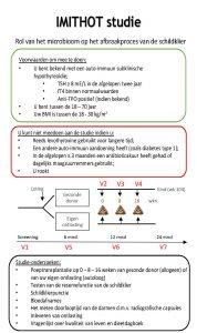 pagina 1 van de infographic darmonderzoek