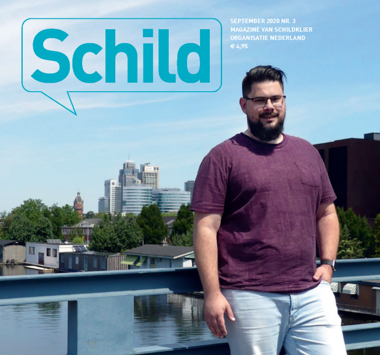 cover schild magazine september 2020