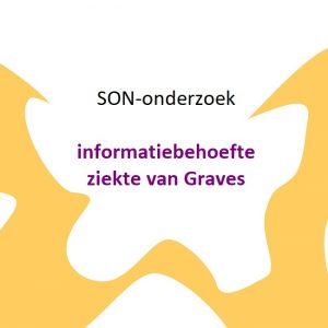 logo onderzoek ziekte van Graves